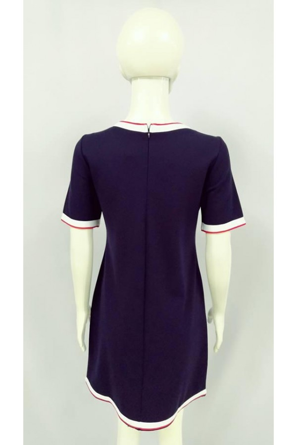 SABRINA DRESS BLUE 88365