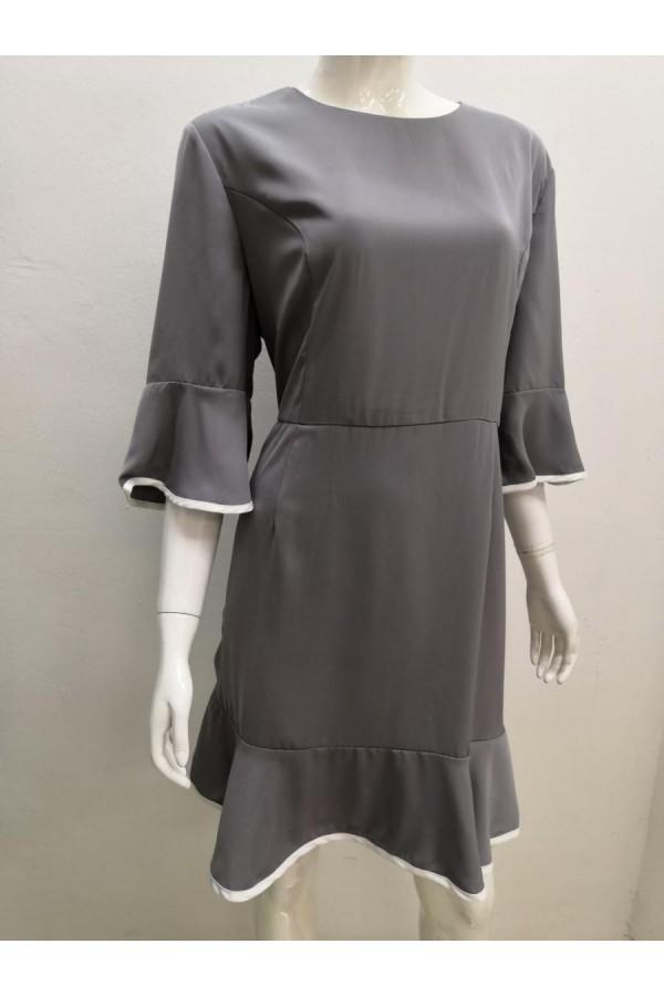 DRESS 2008 GREY
