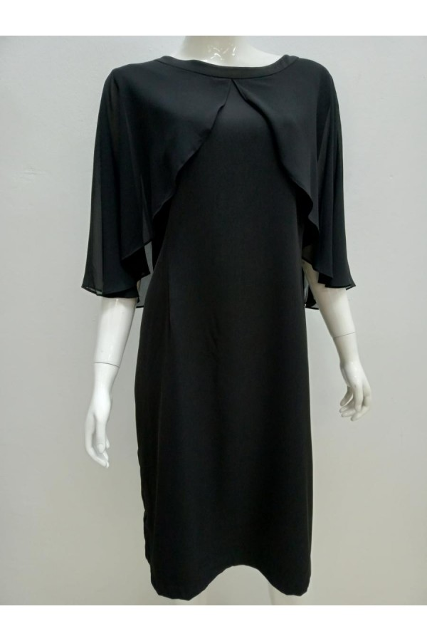 DRESS V161 BLACK