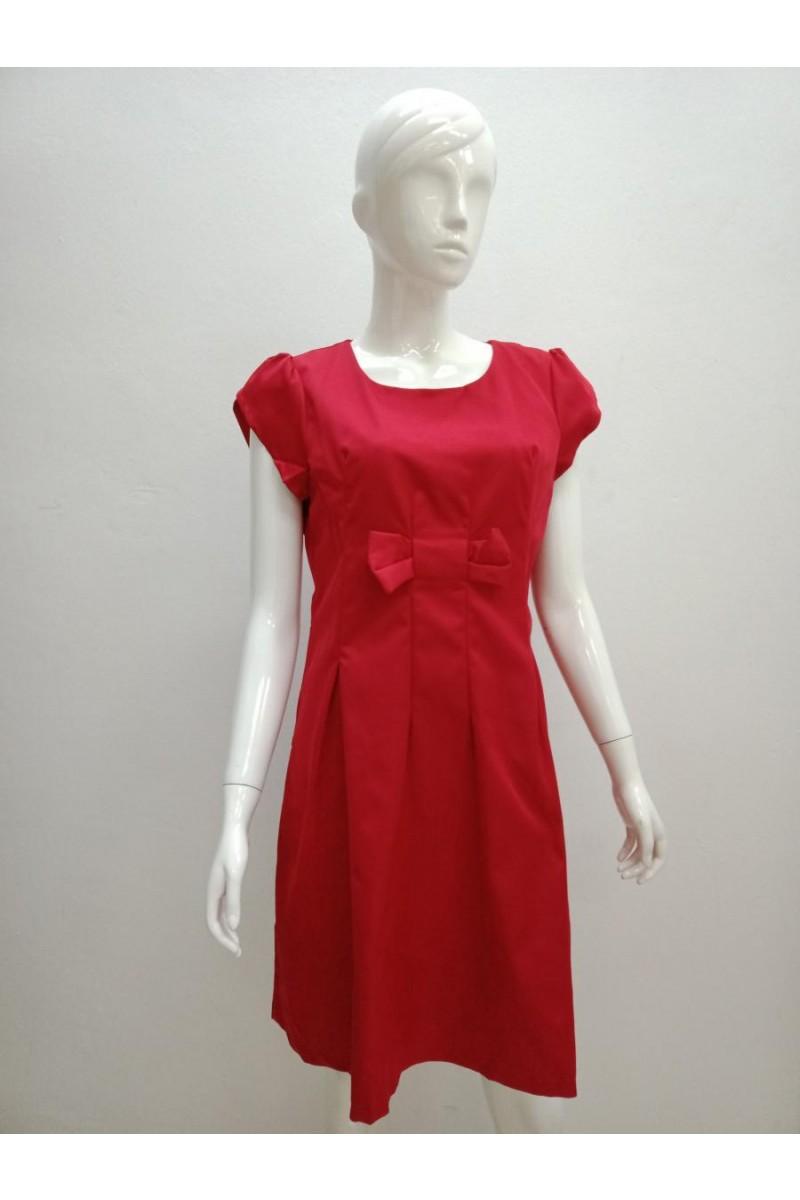 DRESS 190116 RED