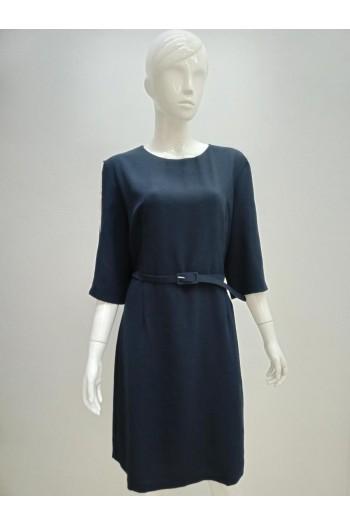 DRESS 21178 BLUE