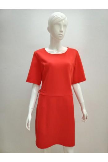 DRESS 190110 ORANGE