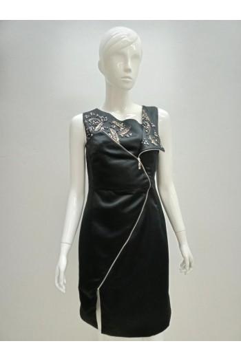 DRESS 001 BLACK