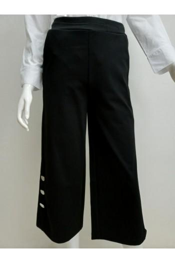 PANTS 7706 BLACK