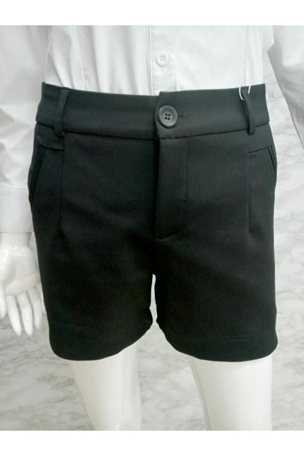 SHORT PANT 7790 BLACK