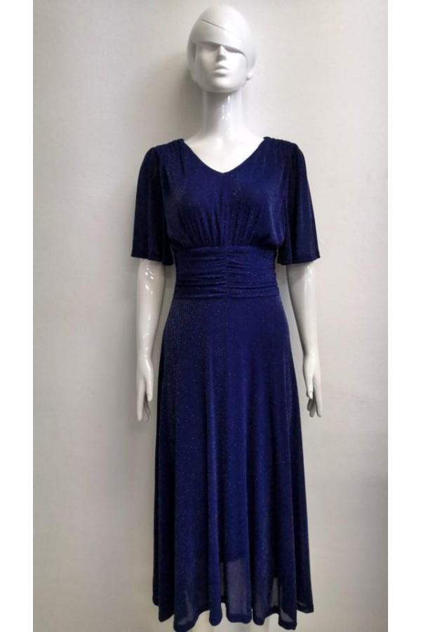 DRESS V156 BLUE