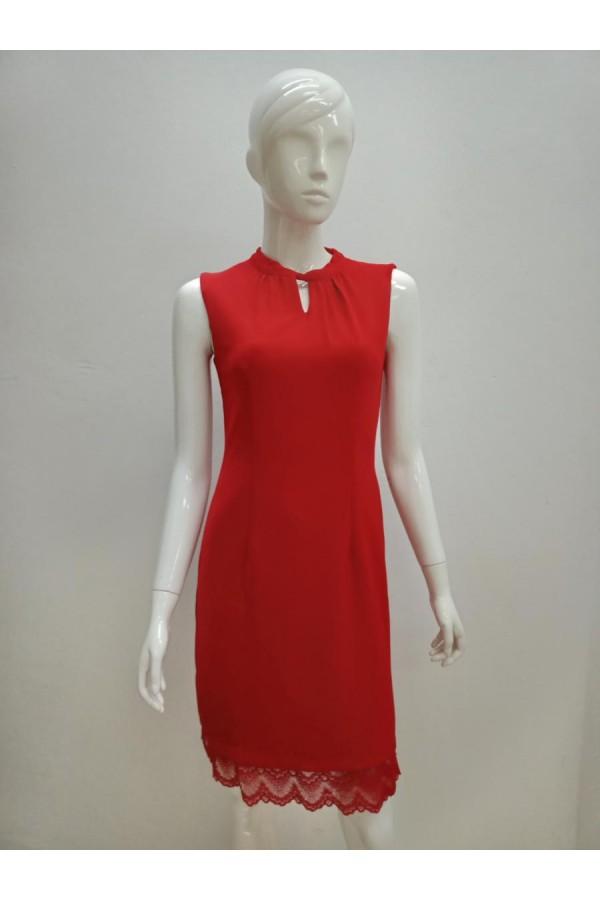 DRESS 633235 RED