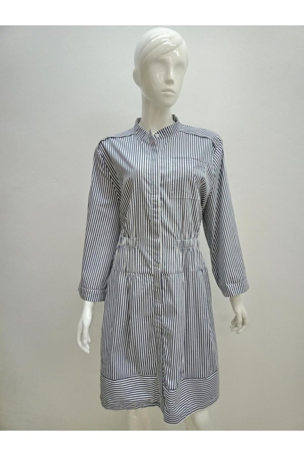 DRESS 630476 BLUE