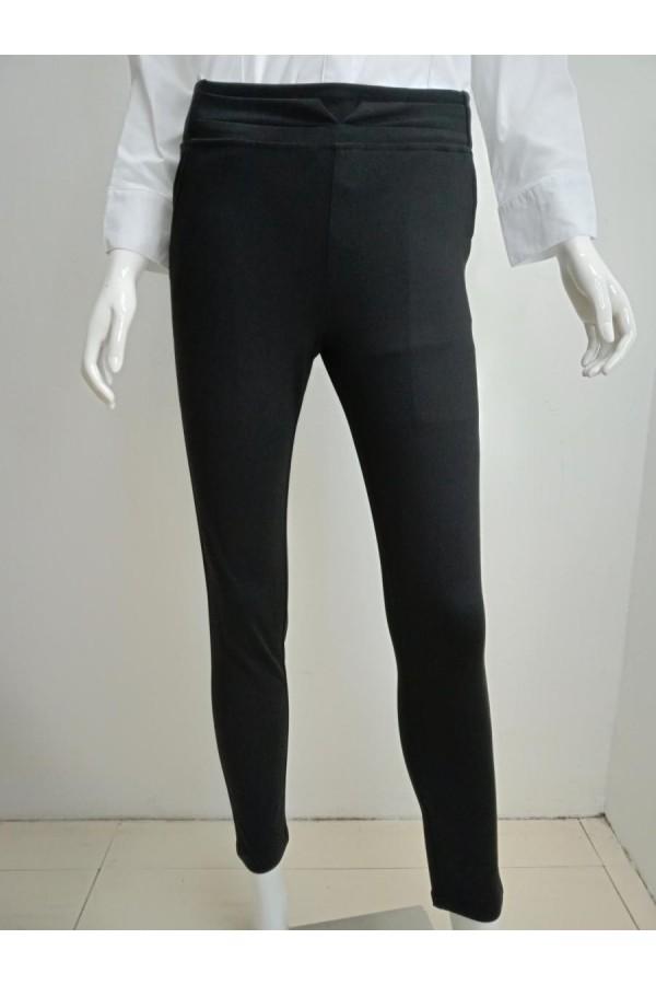 LONG PANTS 7007 BLACK