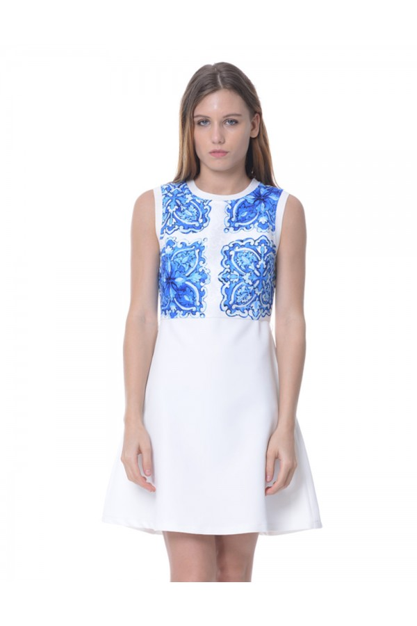Dress in White